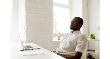 Help Your Team De-Stress and Focus: Start Meetings with a Moment of Relaxation