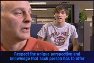 Respectful Workplace: It Starts With You