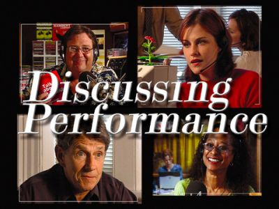 Discussing Performance