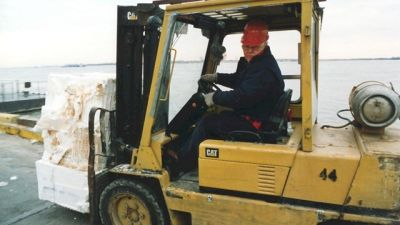 Forklift/Powered Industrial Truck Safety