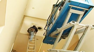 Scissor Lifts in Industrial and Construction Environments
