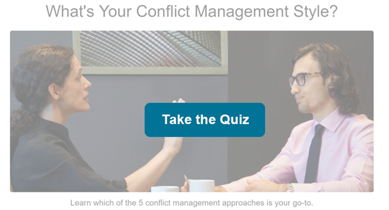 The 5 Conflict Management Styles: Which One Are You?